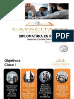 Clase I -Dirección Estratégica de RR.hh - UBA - Diplomatura de RRHH 2014