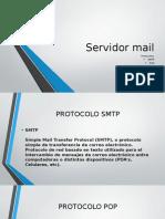 Servidor Mail