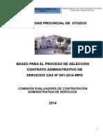 Bases Concurso Cas Feb 2014
