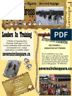 Severn February Newsletter 2010