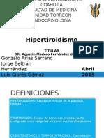 Hipertiroidismo