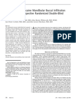Articaine vs. Lidocaine Comparison