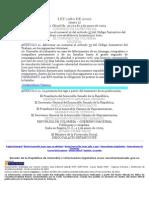 Ley 1280 de 2009 Licencia Por Luto.pdf