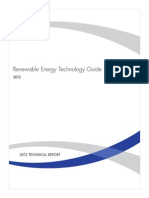 EPRI - Renewable Energy Technology Guide 2012