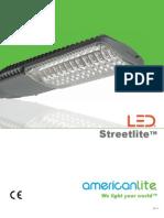 Americanlite Led St Catalogo 2012
