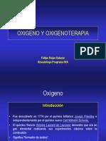 Normas y Manejo de OxIgeno
