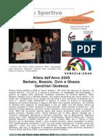 Newsletter 18 - 2 Febbraio 2010