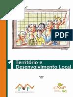 Caderno Territorio e Desenvolvimento Local