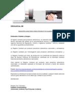 Obtencion Registro Sanitario Alimentos Ecuador