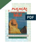 Explicaçao de Textos Difíceis Da Bíblia - Pedro Apolinário