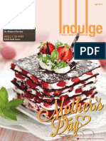 Indulge - April 2015