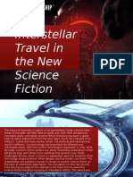 Interstellar Travel in Contemporary Science Fiction.pptx