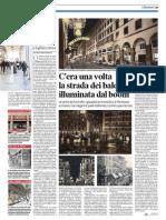 Amarcord shopping e boom a Livorno