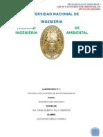 Distribucion Universal de Microorganismos