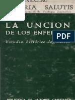Nicolau, Miguel - La Uncion de Los Enfermos