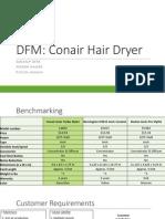 hair dryer redesign