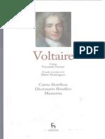 Dominguez, Martí - Estudio Introductorio Al Vol. Voltaire de La Colección Grandes Pensadores de Gredos