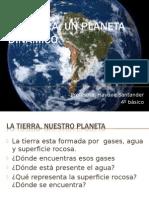 La Tierra, Un Planeta Dinámico