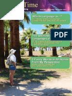 Parrot Time - Issue 12  November / December 2014
