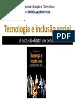 tecnologia e inclusosocial Apresentao