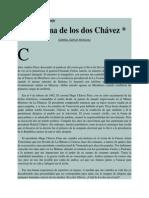 El Enigma de Los Dos Chavez. Gabriel García Marquez