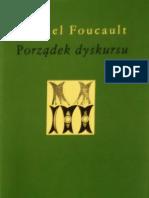 Foucault Michael- Porządek dyskursu