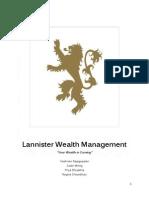 lannister wealth management