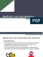Medición Con Instrumentos