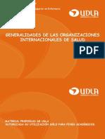 Organizaciones Internacionales de Salud