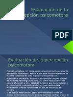 Evaluación de la percepción psicomotora.pptx