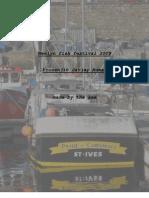 Newlyn Fish Festival Recipes