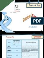 clasificacion vial en el imda