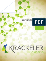 Krackeler Savings Portfolio