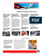 Boletín Cuba de Verdad Nº 68-2015