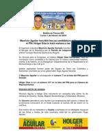 Boletín de Prensa 006
