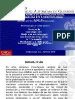 Historia y mecanismos de la Comercial Mexicana en la ciudad de Chilpancingo