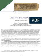 Arseya Upanishad0003