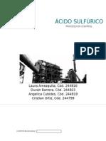 ácido sulfúrico