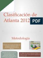 Atlanta 2012