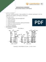 Mini Platform Work Method Rev 01