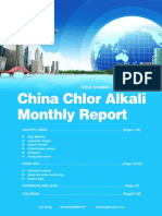China Chlor Alkali Monthly Report Feb 2015
