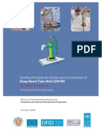 Training - Guiding Principles for Design and Construction of Deep Hand Tube Well (DHTW).pdf