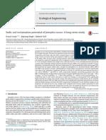 Sodic potencial recuperación de suelos de Jatropha curcas Un estudio a largo plazo.pdf
