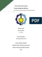Tugas Elektronika Digital Rangkaian Flip-flop