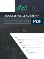 The Art of Successful Leadership