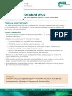 TBMOnePointLesson 33 SQDCBoardStandardWork v2