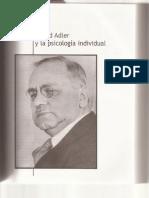 Alferd Adler y La Psicologia Individual