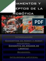 Fundamentos de La Robótica