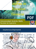 SIGER_5 Arquitectura Empresarial