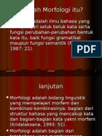 matakuliah-morfologi